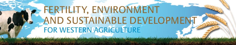 Fertility, environment and sustainable development for western agriculture